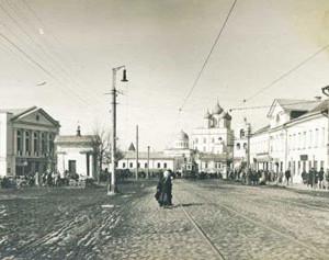 Псков.1918 г.