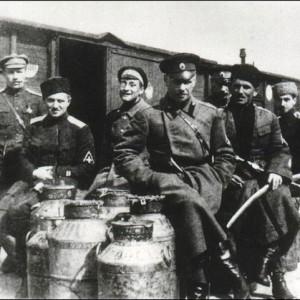 Продовольственный отряд армии